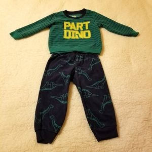 Boys fleece set